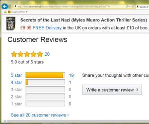 Customer reviews edit
