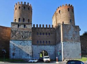 Gate of Rome